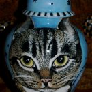 Custom Pet urn for ashes Cat cremation urn SM memorial