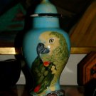 Custom Memorial CERAMIC Pet urn for bird birds parrot small pet urns Parrots
