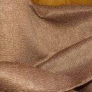 Designer drapery fabric 3 YARDS gold GLITZ! ELEGANT