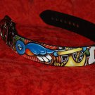 Tattoo Leather WOMENS Belt SPARROW anchor LOVE 2in wide