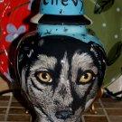 Custom memorial Pet DOG Cat cremation urn English Shepherd all breed types pets