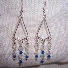 Swarovski AB Crystal Earring