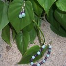 Amazonite and Amethyst bracelet by A Touch of Earth