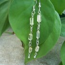 Citrine Linked earrings by A Touch of Earth