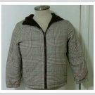 Medium Reversible Fleece Coat
