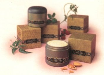 Massage Cream - Raspberry