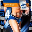 Gildan low rise brief men`s 3-pack size Medium bikinis