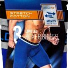 Gildan long legs brief men`s 3-pack size Large