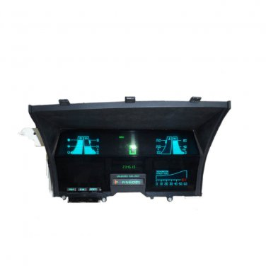 GM CHEVY S-10 SONOMA BRAVADA DIGITAL GAUGE INSTRUMENT CLUSTER REMAN FOR SALE