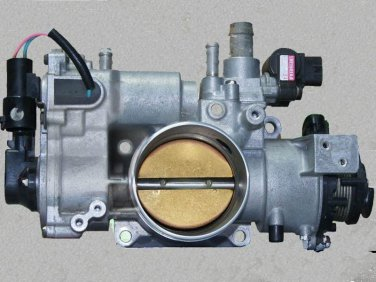 99 to 02 Jaguar XK8 99 to 03 XJ8 Throttle Body Assembly and TPS XW939E926AD OOS*