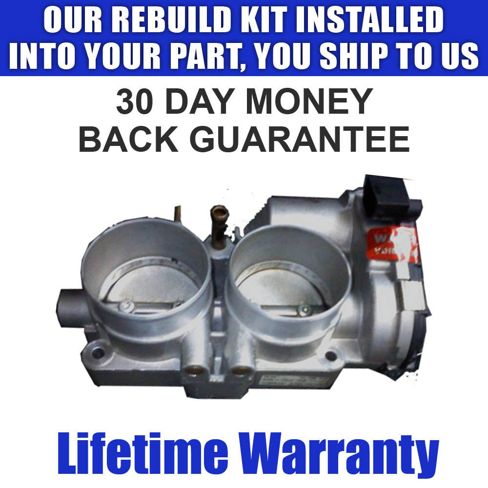 99 00 01 02 03 04 cadillac cts catera throttle body repair service read listing. Black Bedroom Furniture Sets. Home Design Ideas