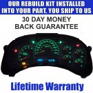 "GM GMC Truck Instrument Cluster Gauge Repair & LED Color Upgrade ""READ LISTING"""