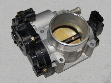 02 03 04 Jaguar XType Throttle Body 03-05 S-Type TPS 1X439F991 CC CD CE *OOS*