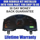 05 FORD F150 ODOMETER REPAIR SERVICE READ LISTING