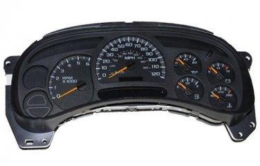 Chevrolet GM GMC Instrument Cluster Gauge & Lighting Repair Service OEM X27168