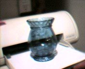 "Fenton Twilight Blue 5"" Votive A2751TB Great xmas Gift"