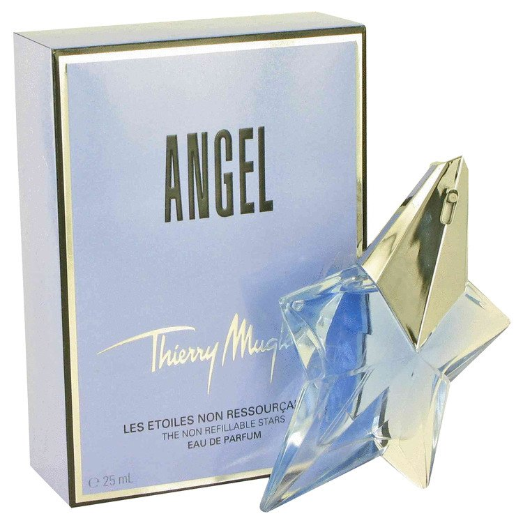 0.8 oz EDP Angel Perfume By Thierry Mugler for Women
