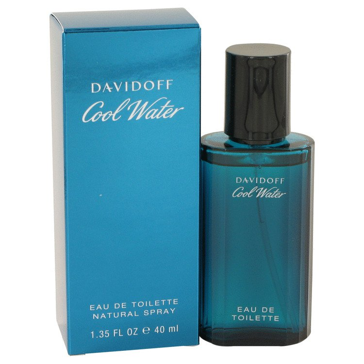 1.35 oz EDT Cool Water Cologne By Davidoff for Men
