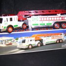 2000 Hess Fire Truck
