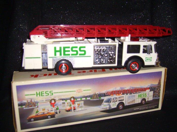 1989 Hess Fire Truck