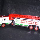 Hess Fire Truck Tractor and Trailer 2000