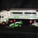 1997 Hess Truck with 2 Cars