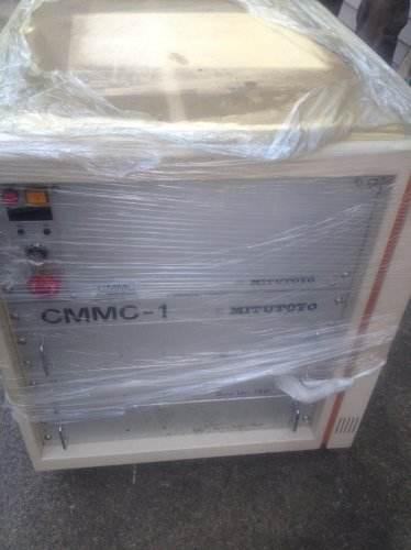 Mitutoyo CMMC1 15U Mobile Equipment Enclosure