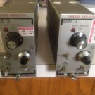 Set of 2 Unholtz-Dickie 122P Charge Amplifiers