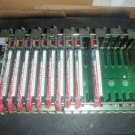 Allen-Bradley 1771-A4B 16 Slot Chassis w/cards