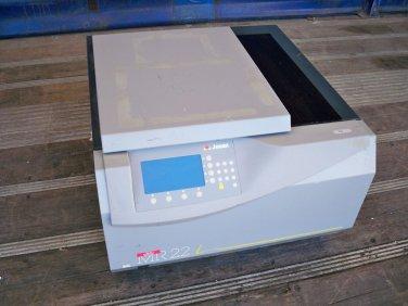 Jouan MR22i Refrigerated Tabletop Centrifuge