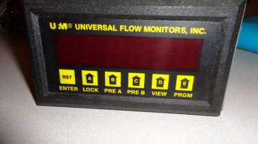 UiM Universal Flow Monitors #M140RTAL1