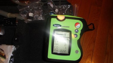 IST-Aim Commander Portable Multi-Gas Detector 5 Gas IST
