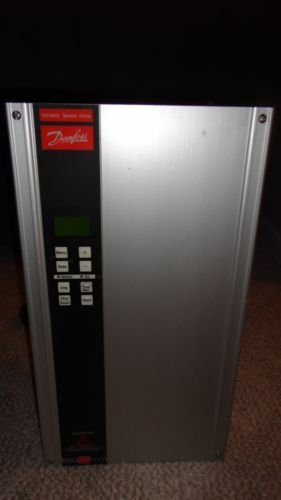 DANFOSS 175H1741 5HP VARIABLE SPEED DRIVE 5 HP 3006 VLT