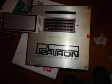 PERTRON WELDING PROCESSOR / CONTROLLER/ DISPLAY  USED