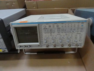 GOULD 1604 DIGITAL STORAGE OSCILLOSCOPE 20MHZ TEST EQUIPMENT 120V-AC D299548