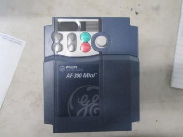 General Electric Fuji AF-300 Mini Drive 6KXC143F50X9A1  0.5hp