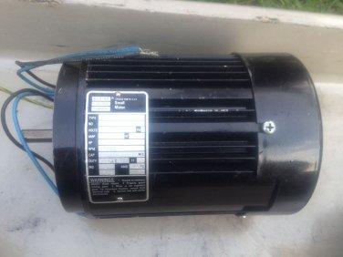 BODINE  Electric 42R5BFSI  1/6 HP Gear Motor