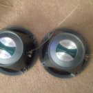 EV Wolverine 3-way Speakers LT8 / Bullet Tweeter / Whizzer cone Mids (pair)