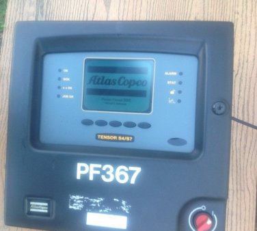 Atlas Copco PF3007-G-HW, 8433174000, Tensor S4/S7. HW Rev 11, SW Rev 2.0.57