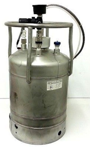 Apache T3-16L Stainless Tank