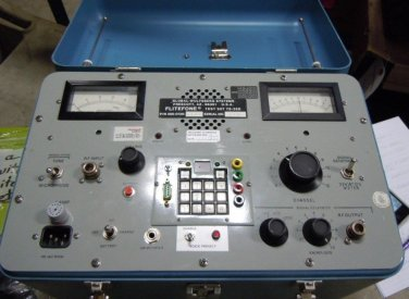 Global Wulfsberg Flitefone Test Set TS-25D  includes Aural warning testing box
