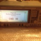 Rohde & Schwarz/Tektronix CMD80 Radiocommunication Tester. All Option except one