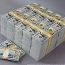 PROP MONEY New Style $100s 1 MILLION ONE SIDED FULL PRINTS For Movie, TV, Videos