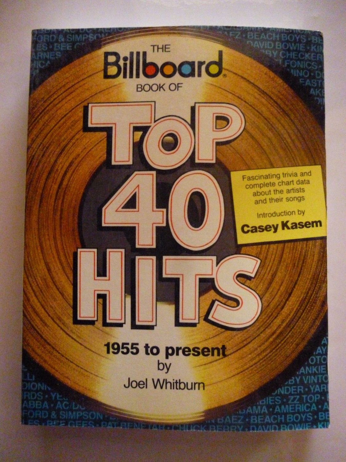 billboard song of the year 1982