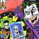 Robin II- #2B - Joker w/dart board cover; Batman Hologram NM
