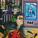 Robin II- #2C - Joker w/dagger cover; Batman Hologram NM