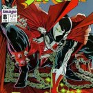 Spawn  #8  (VF+ to NM-)