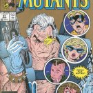 New Mutants #87  NM  (2nd print Gold)