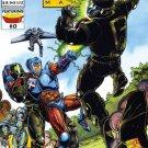 X-O Manowar #25  (VF+ to NM-)