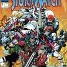 Stormwatch #1 VF+ to NM-  (5 copies)